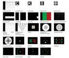 VISION CHART LCD